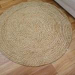 Natural Eco Jute Floor Floor Rug