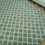 Moroccan Design Flatweave Floor Rug